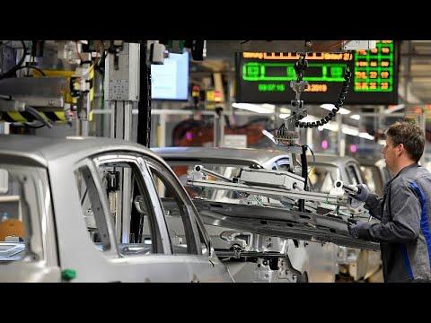 """Economia da zona euro continua em """"cruzeiro"""""""