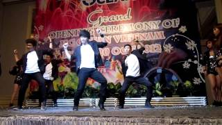Sexy Love & Gangnam Style Dance Cover - TNT DANCE CREW