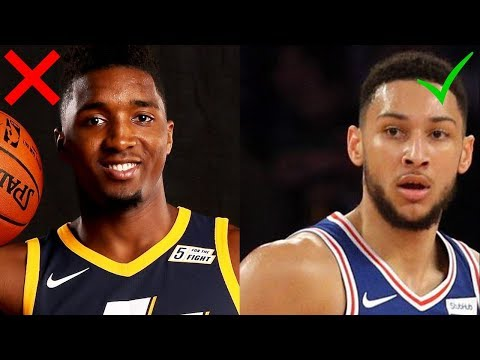 Donovan Mitchell Is Great, But Ben Simmons Is The Rookie Of The Year