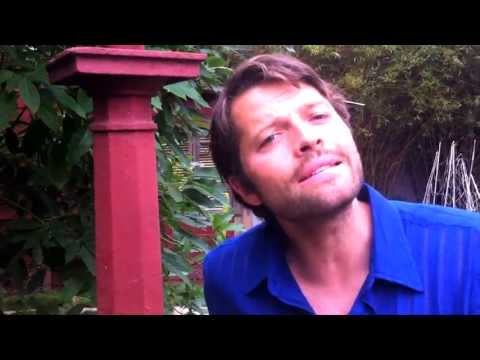 Carry On My Wayward Son Misha Collins  a special GISHWHES Rendition
