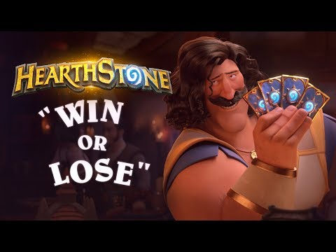 Hearthstone Animated Short: Win or Lose