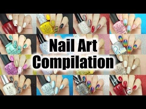 Download Nail Art Compilation #2 | Nails By Jema