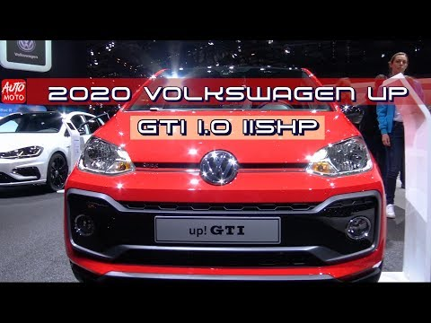 2020 Volkswagen UP GTI 1.0TSI 115hp - Exterior And Interior - 2019 Geneva Motor Show