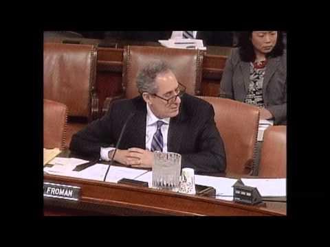 Smith Questions U.S. Trade Representative