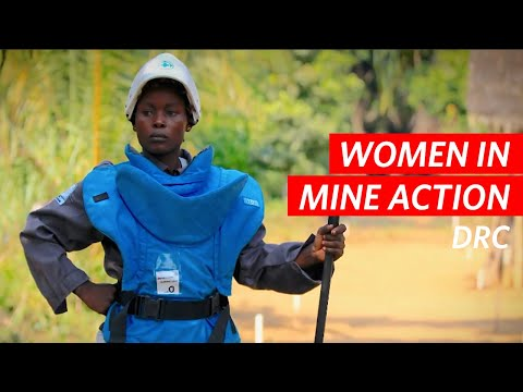 Women in Mine Action - DRC [French]