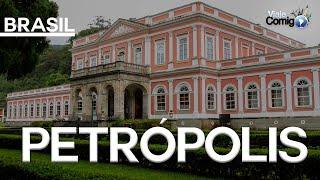 PETRÓPOLIS - RIO DE JANEIRO | VIAJE COMIGO 122 | FAMÍLIA GOLDSCHMIDT