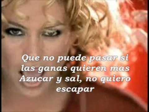 Paulina Rubio Baila Casanova Letra
