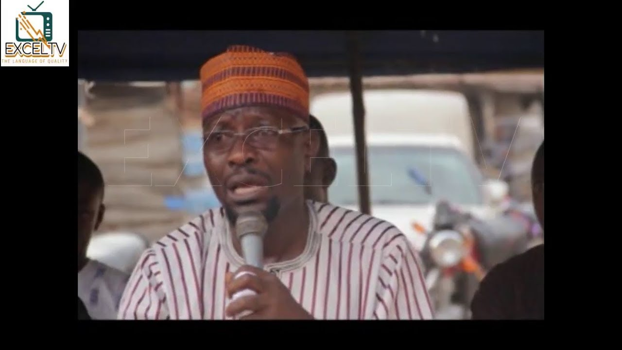 CARD READER | Sheikh Buhari Ibn Musa Bounce On Nigerian Government on this latest Islamic Lecture