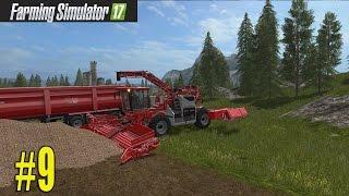 Farming Simulator 17 / Carrière suivie / Épisode 9  /  ventes des Betteraves