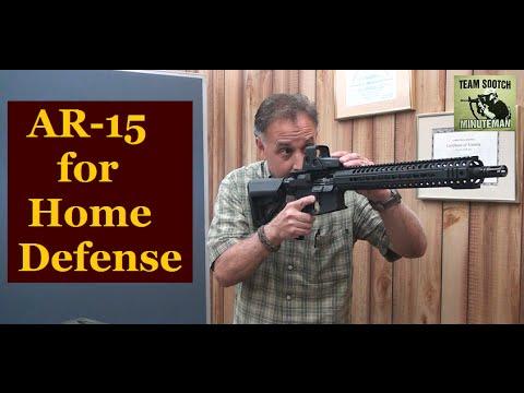 AR-15 Basic Gear for Home Defense