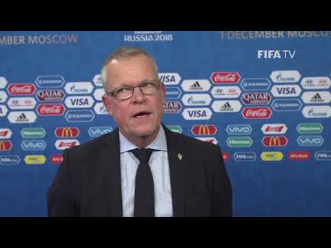 Janne ANDERSSON – Sweden - Final Draw Reaction