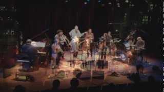 Bb Clarinet / Electric Bass / Drums Improvisation Trio