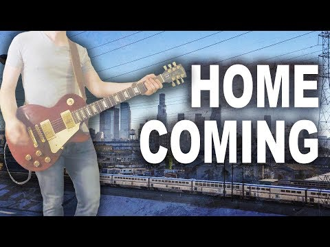Homecoming  Green Day  Guitar Cover