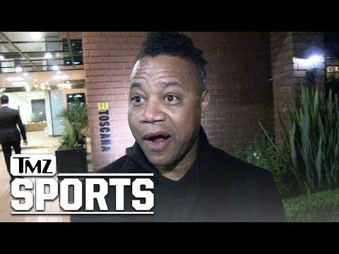 Cuba Gooding Jr. to O.J. Simpson: You Can't Hide Dirt In 2017 | TMZ Sports