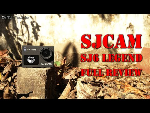 SJCAM SJ6 LEGEND Review | Budget 4K Action Camera | GoPro Alternative | Should You Buy One?