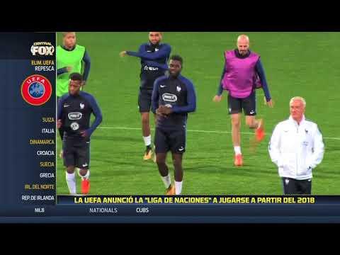 ¿Cómo se jugará la UEFA Nations League?