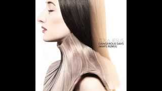 Zola Jesus - Dangerous Days  (AUDIO) - MAPS Remix