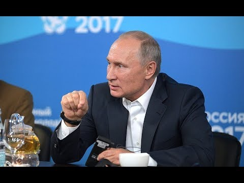 Putin: US not a white Christian country anymore - we Europeans need to preserve our culture