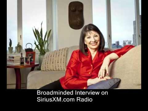 Gloria Feldt On Sirius XM Radio Broadmind Show