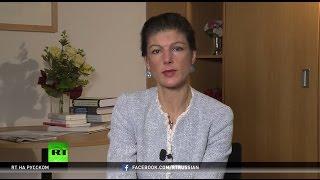 Депутат бундестага  абсурдно приравнивать российские СМИ к террористическим группировкам
