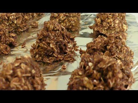 Honey Chocolate Clusters