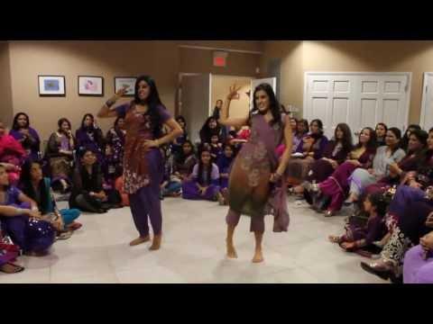Ayesha's Dholki Dance
