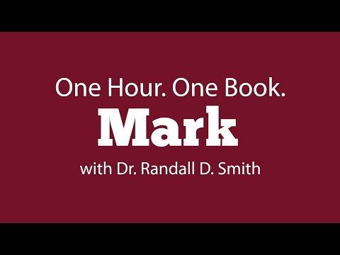 One Hour. One Book: Mark