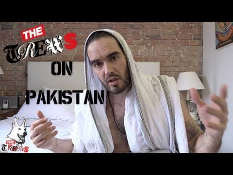 Pakistan Massacre - How Can We Move On? Russell Brand The Trews (E213)