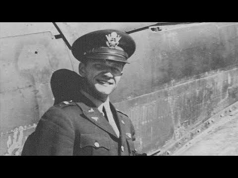 На родину через 74 года: останки пилота вернули домой
