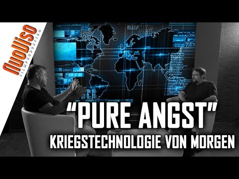 """""""Pure Angst"""" Kriegstechnologie von Morgen - Dirk Pohlmann im NuoViso Talk"""