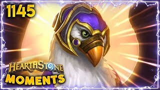 An AWFUL Mistake Can Cost You The Game | Hearthstone Daily Moments Ep.1145
