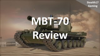 Armored Warfare - MBT-70 Review