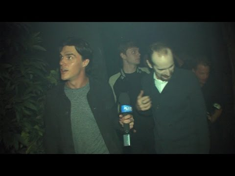 A Fright At Halloween Horror Nights With 'American Horror Story' Stars  Access Hollywood