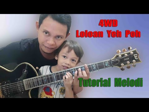 4WD Solo guitar tutorial - Loloan Yeh Poh