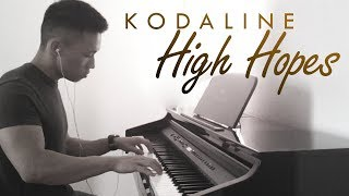 Kodaline - High Hopes (piano cover by Ducci)