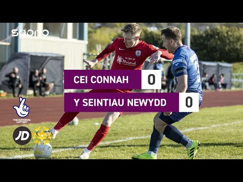 Connahs Q. TNS Goals And Highlights