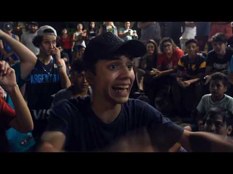 ACK vs ALKOY [FINAL Low Pass Freestyle Underground]