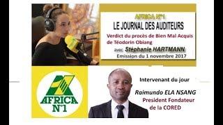 Journal des Auditeurs sur Africa n°1 - Raimundo Ela Nsang - CORED GUINÉE ÉQUATORIALE