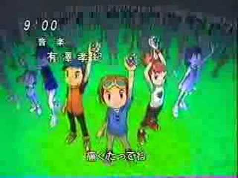 musica do digimon tamers