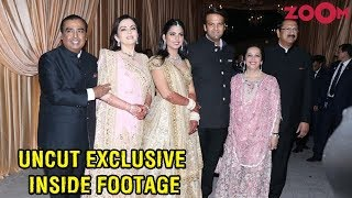 UNCUT Isha Ambani & Anand Piramal Grand Wedding Reception in Mumbai | EXCLUSIVE