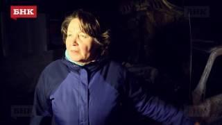 Взрыв газа в Сыктывкаре