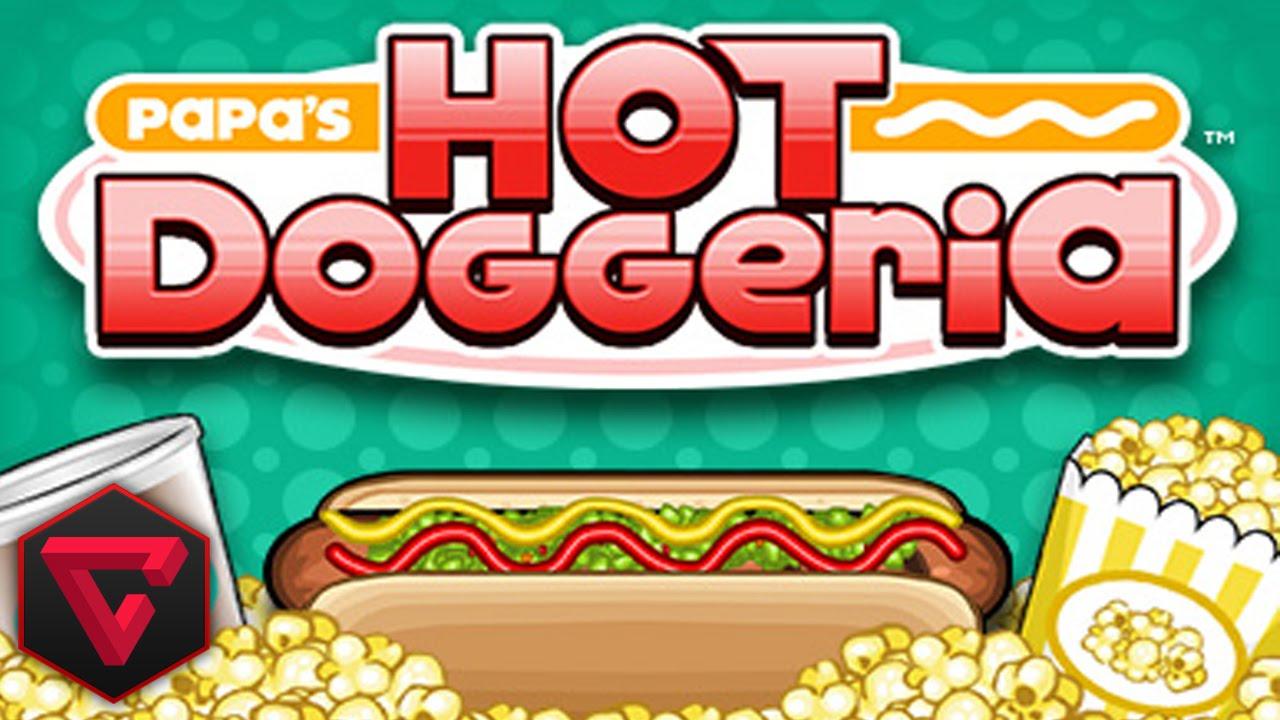 papa hot doggeria