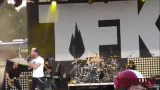 Thousand Foot Krutch Falls Apart Live HD HQ Audio!!!