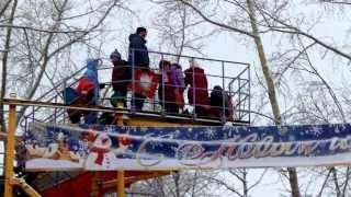 Парк культуры и отдыха г. Северодвинск(Видео создано группой MeliorFilm vk.com/meliorfilm., 2014-01-20T21:24:00.000Z)