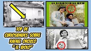 RAFAEL OROZCO CON EL BINOMIO DE ORO_ CURIOSIDADES QUE NO SABIAS