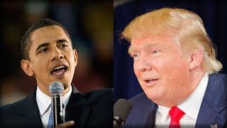 OBAMA IS SOOOO DESPERATE! LOOK WHAT HE JUST BEGGED TRUMP TO DO FOR HIM