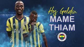 Hoş Geldin Mame Thiam! #FenerbahçeGeliyor 💛💙