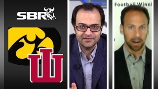 Iowa vs Indiana Big Ten Football Pick Week 10