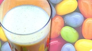 How To Make Jelly Bean Smoothie