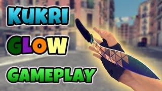 critical Ops | Kukri - Glow | New Knife! [Gameplay]